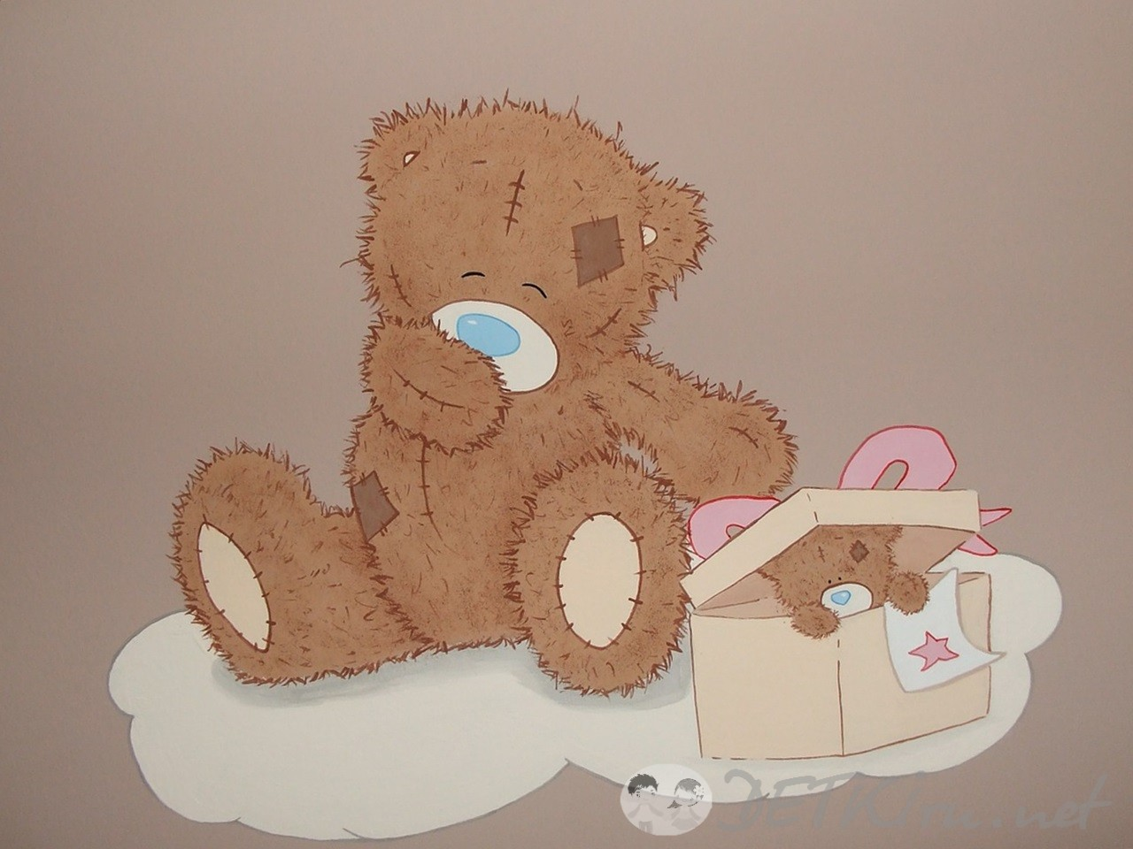 медвежонок, стих о мишке-игрушке