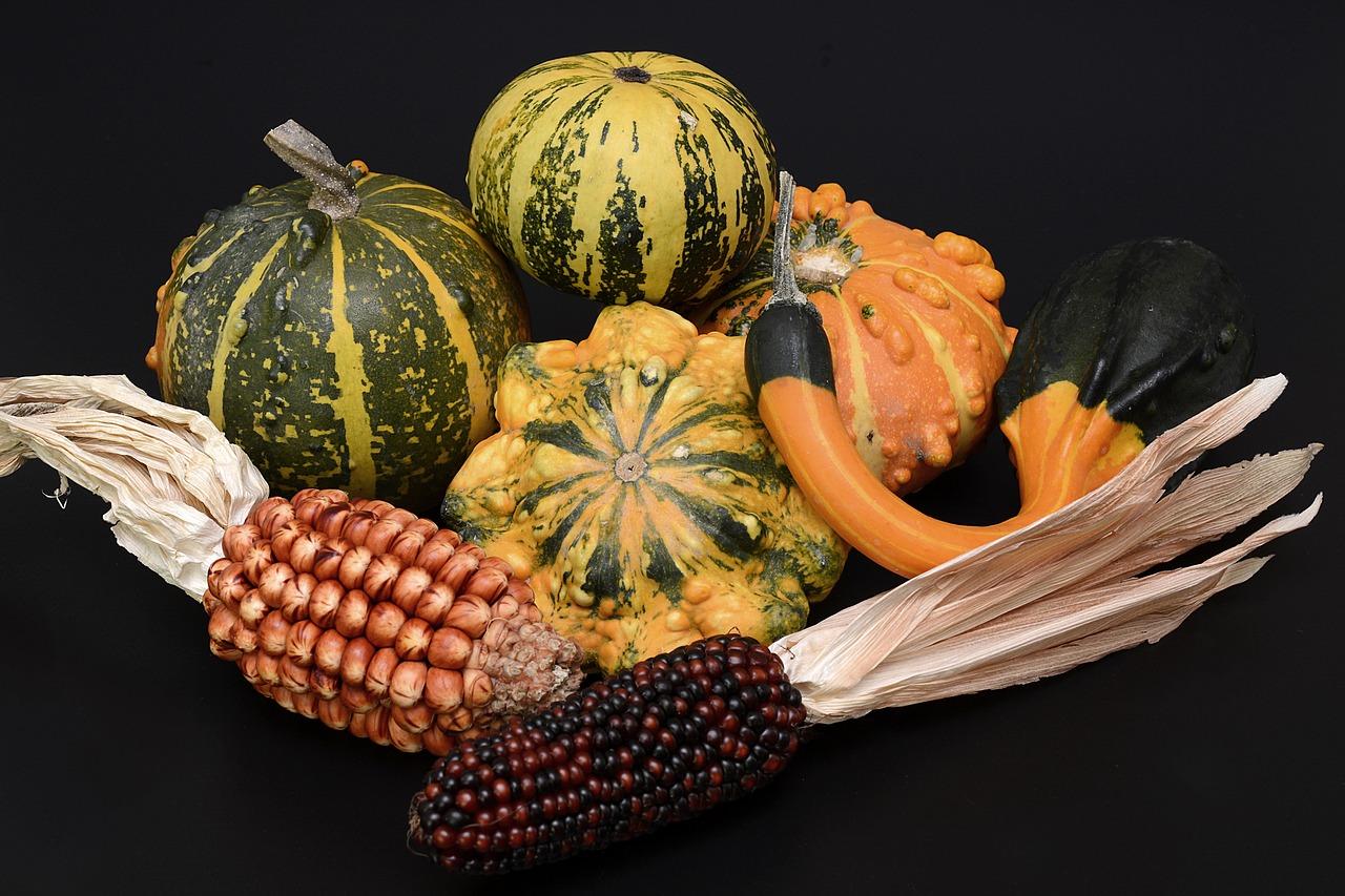 Осенняя композиция 5 фото