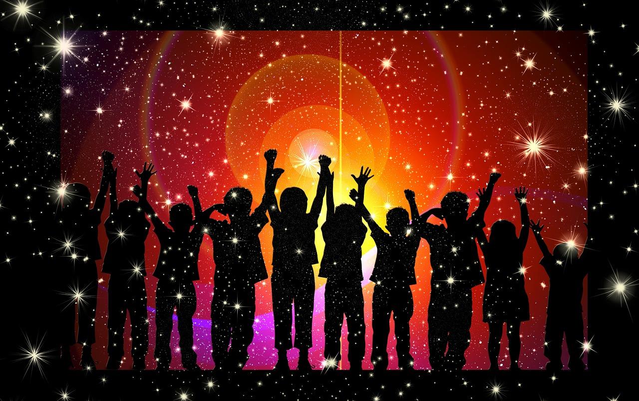 Новогодние игры для детей 2-6 лет: ТОП-7 хороших детских игр