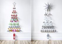 Новогодняя елка своими руками - 65 фото-идей