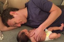 Марк Цукерберг — письмо дочке, фото с ребенком