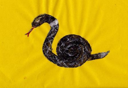 нарисовать змею