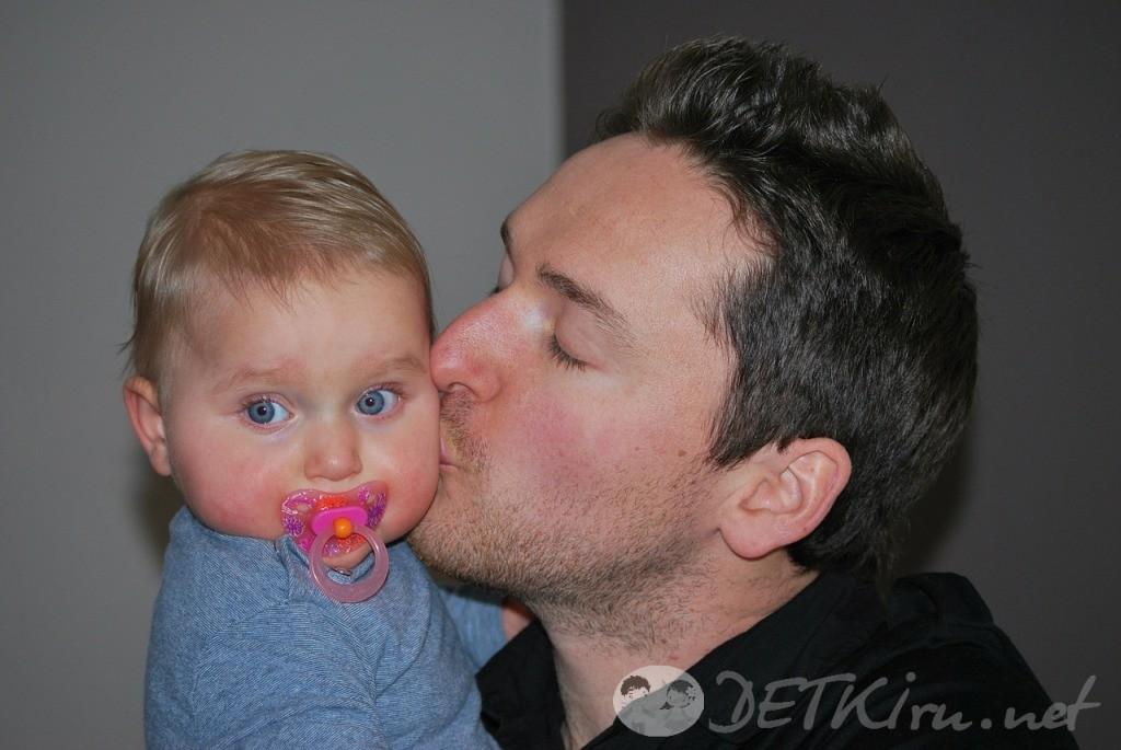 отношения папы с ребенком