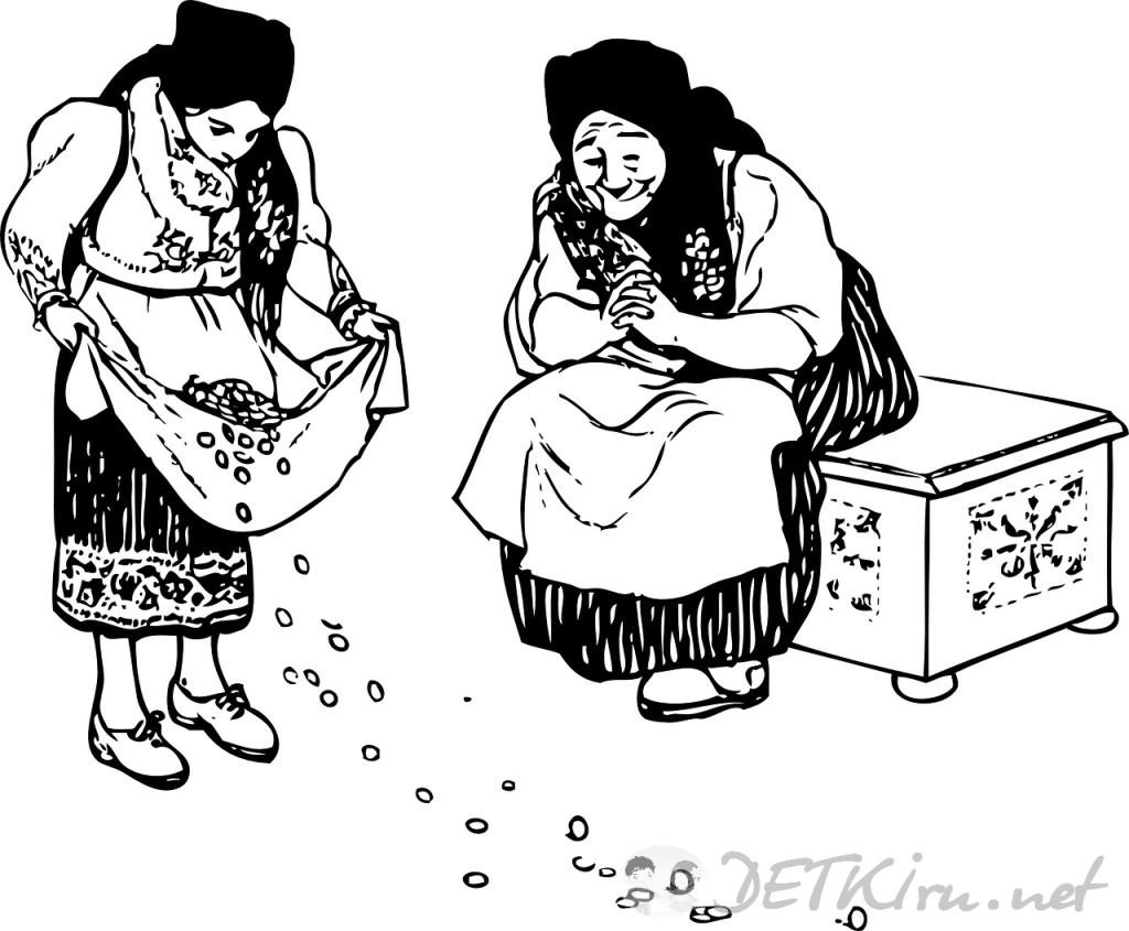 бабушка картинки для детей 011