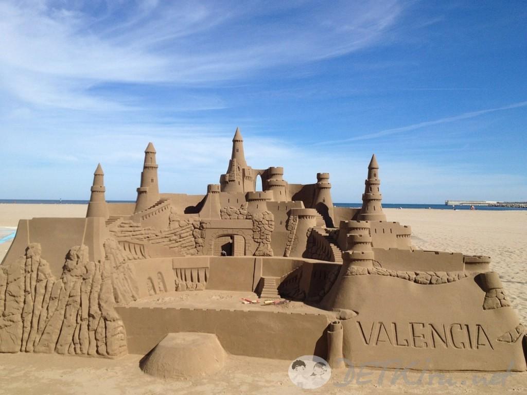 скульптуры из песка фото 5