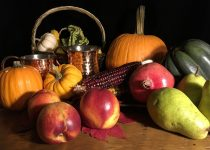 Осенние композиции - 35 фото-идей