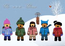 Детские колядки на Рождество