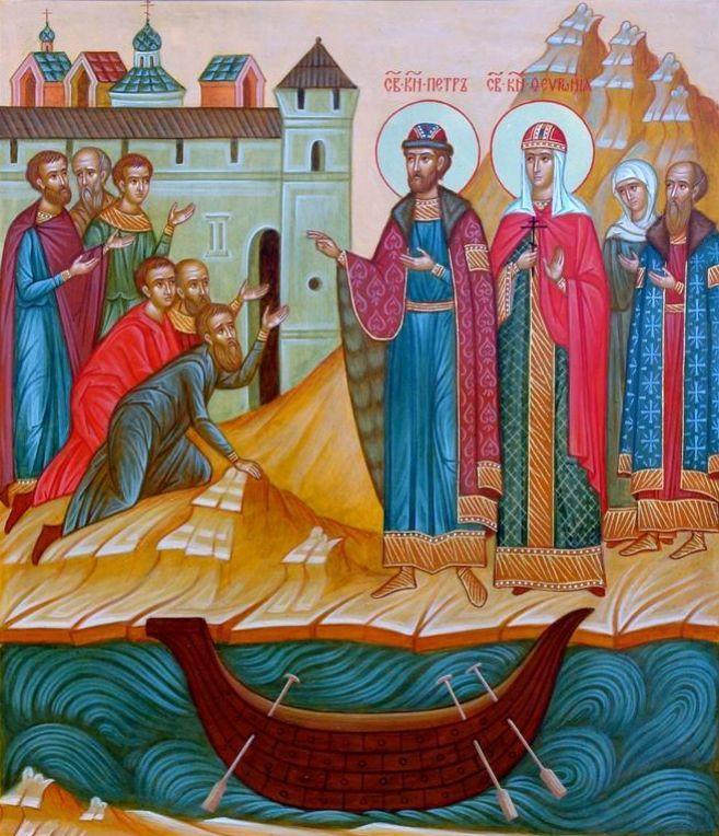 История жизни Петра и Февронии Муромских - 12 интересных фактов