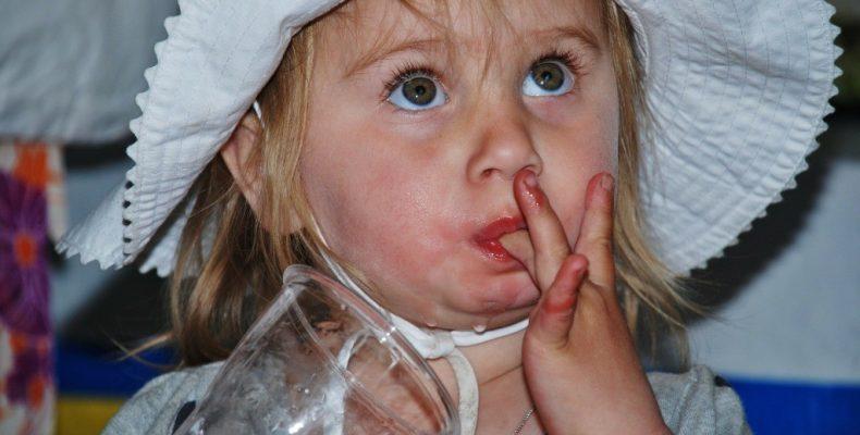 Органы чувств ребенка — развитие с помощью игр