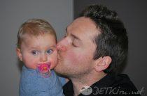 Отношения папы с ребенком: 10 неожиданных открытий