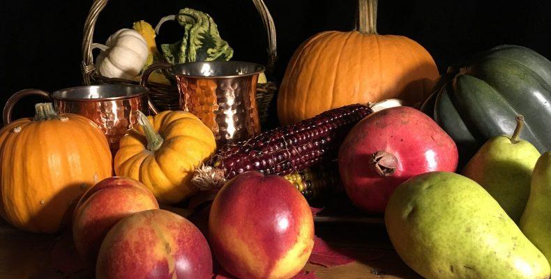 Осенние композиции — 35 фото-идей